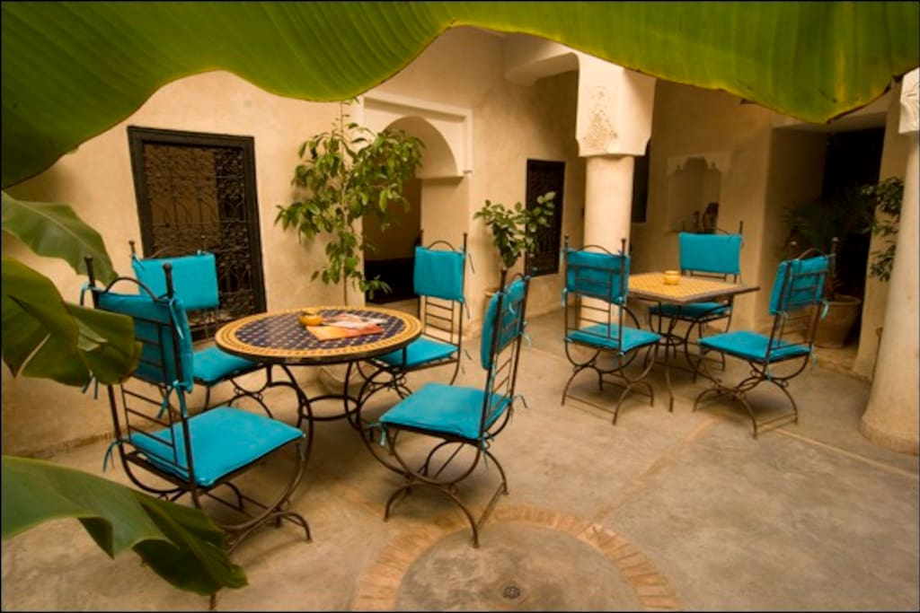 WONDERFUL RIAD OF CHARM MARRAKECH