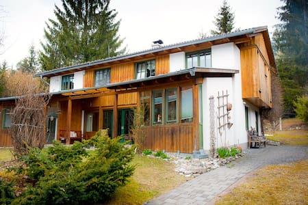 Haus zum Wohlfühlen - Nähe Presseggersee/Nassfeld - Vendégház