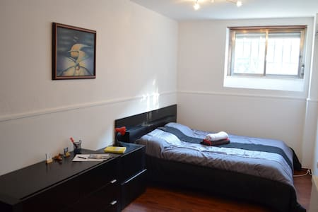 Large Room with Queen Size Bed - Apartamento