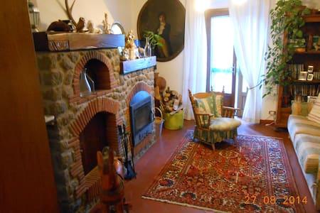 accogliente terratetto in pietra - Prunetta
