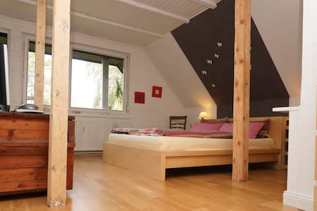 Inmitten der Hammewiesen - Bed & Breakfast