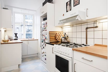Centrally located apartment in CPH - Copenhague - Appartement