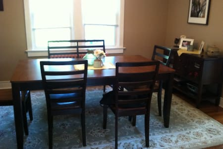 3br home on quiet street in Ambler. - Ambler - House