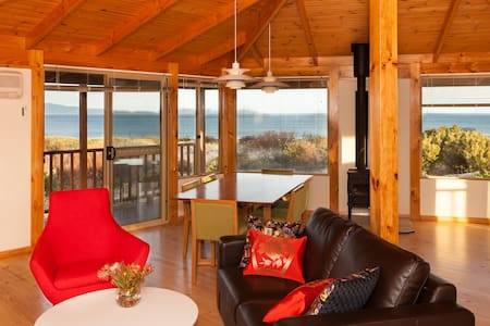 Secluded luxury beach retreat - Dolphin Sands