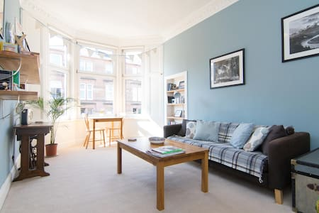 Bright and spacious West End flat - Apartamento