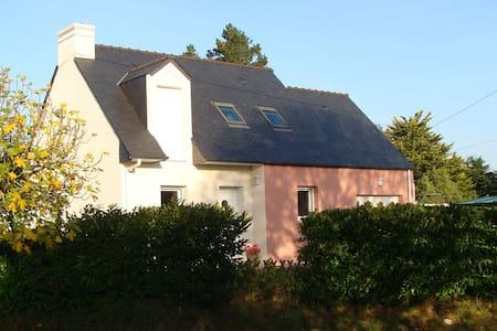 Location saisonnière Maison neuve - Haus