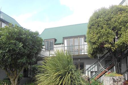 Akaroa, two bedrooms comfortable, ideal location - Wohnung