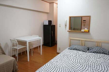 Shinsaibashi West 202 西心斎橋 202室 - Wohnung