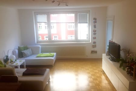 Beautiful flat in Munich, Schwabing - Munich - Apartemen