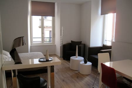 CATHEDRALE:APPARTEMENT DIDEROT 35m2 - Wohnung