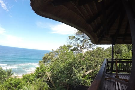 Rustic Coastal Beauty in Umdloti - Boomhut