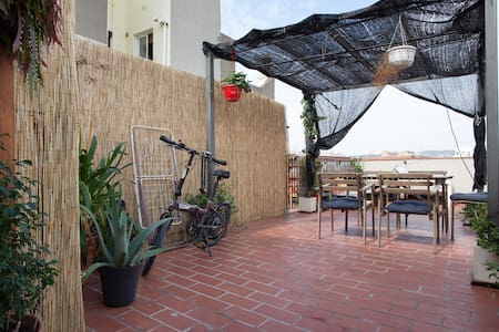 CENTER OF BARCELONA!! Double room!! - Barcelona - Apartment