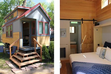"Lyons ""Tiny Home"" Vacation Rental - Muu"
