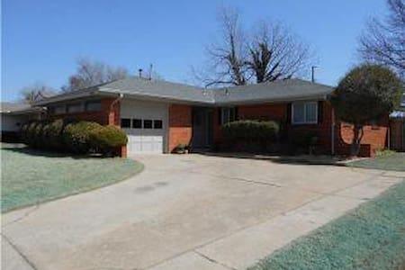 Northwest OKC Home - Ház