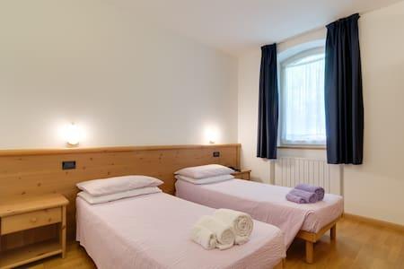 standard double room la Ferrata - Bed & Breakfast