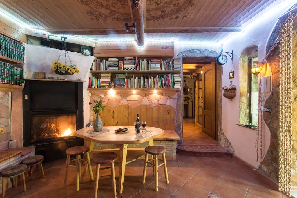 Salone/Livingroom