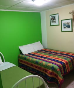 Green Room Hostel Room Aruba - Appartamento