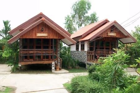 Suan Komaak Rattanabu Cottages - Hytte