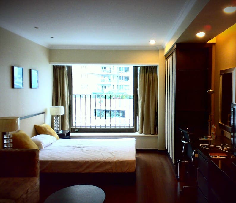 Luxurious home stay in a hotel!