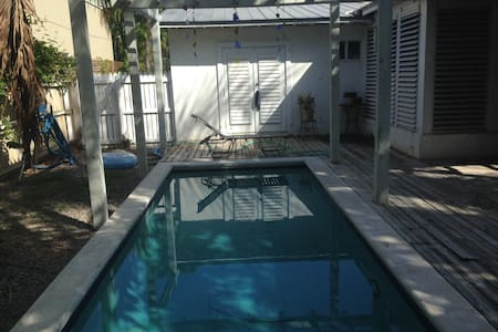 Studio poolside suite - Key West - House