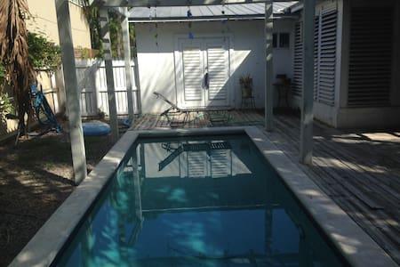 Studio poolside suite - Casa