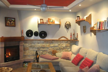 Lovely  well decorated Basque house - Casa
