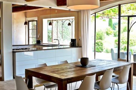 Chic Provence Villa Private Pool  - House