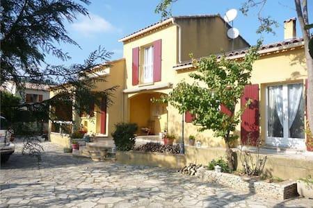 Maison au calme proche Avignon - Bagnols-sur-Cèze