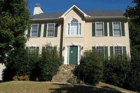 Atlanta Suburb - Casa