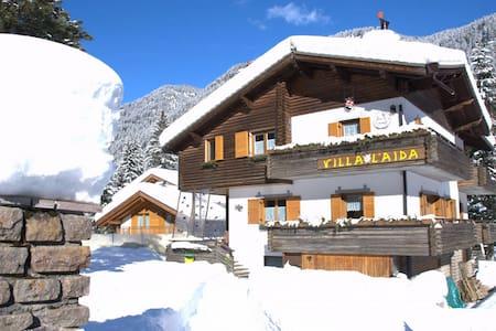 Villa Aida -COL DEI ROSSI - Alba-penia - Apartment