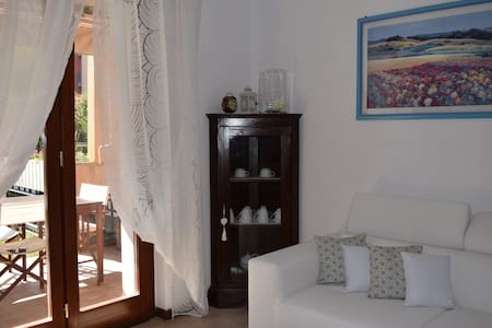 Arioso Appartamento con Giardino - Apartemen
