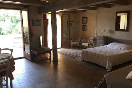 Appartement de charme et terrasse - Appartamento