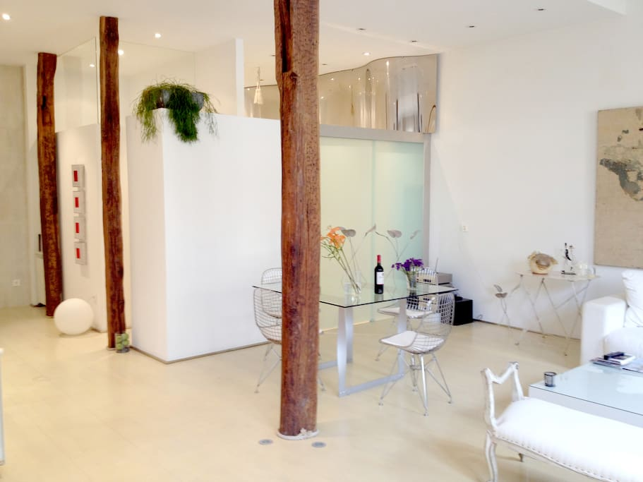 BEST LOCATION OLD TOWN -LUXURY LOFT