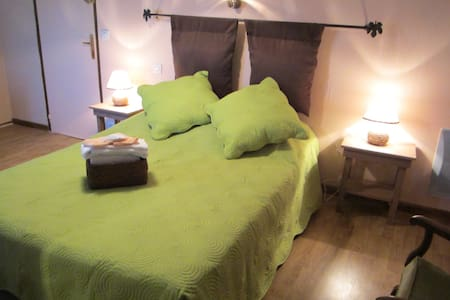 chambre mandarine - Huis