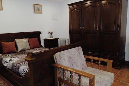 Delightful bedroom Casa da Boavista - Huis