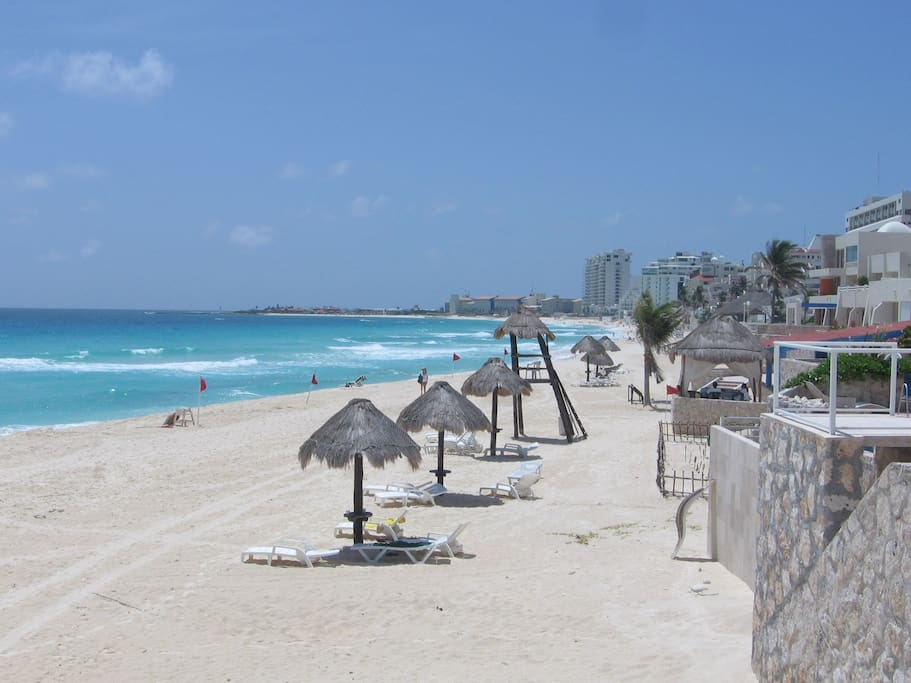 This Great Beach at your Footstep !!!