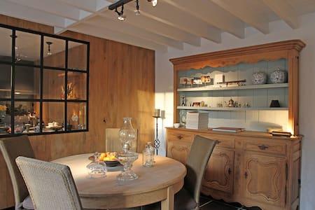 le cottage d'Ollomont - Nadrin/Houffalize                               - Cabane