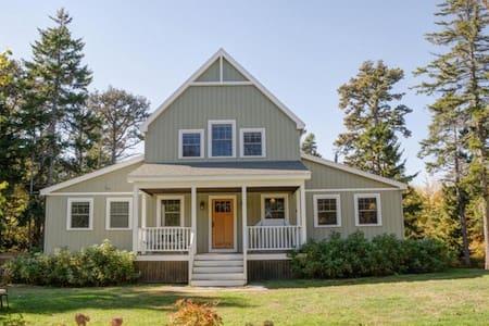 Classic Maine, Modern Comfort - Phippsburg