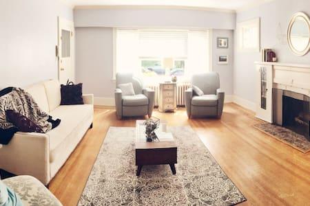 Beautiful Character Apartment