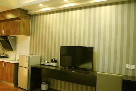 拜登盛邸服务公寓(晋江万达)豪华大床房 - Quanzhou