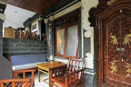 Balinese Hostel for Backpackers