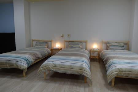 KUROMON Nippombashi 難波. Free wifi - Appartement