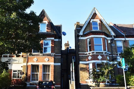 Victorian 2 bedroom flat - Beckenham - Lägenhet