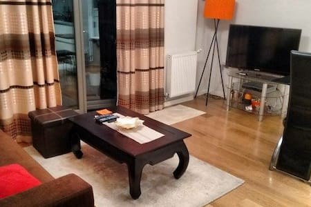 Flat in Canning Town