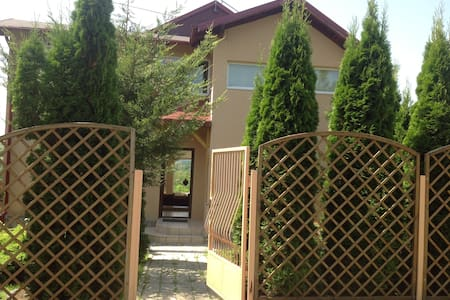 Vila Carpatina in Breaza - Breaza  - Casa