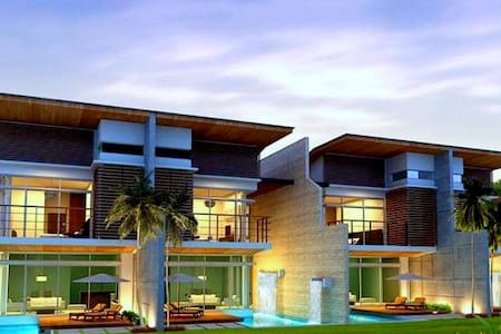 35A - 3 bdrm. Private swimming pool - Kammala