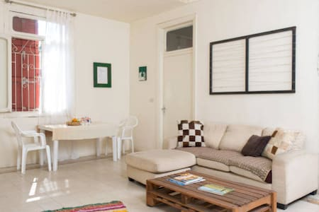 Central, sunny  rooftop flatshare