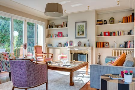 Beautiful Parisian Home for 8-10 - La Celle-Saint-Cloud - Talo