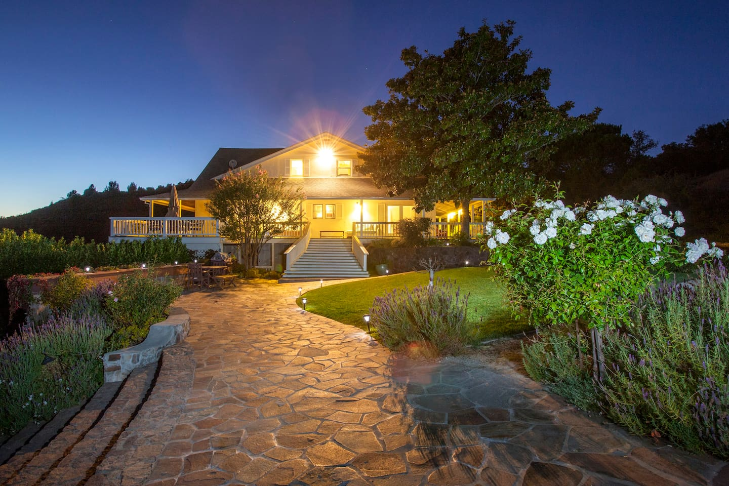 Welcome to Sonoma's most gorgeous villa