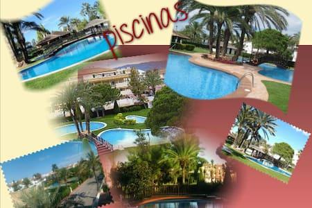 Disfruta de playa y parque natural - Torreblanca - Apartament